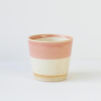 Bornholms Keramik Ø-kop - Rosie Skies