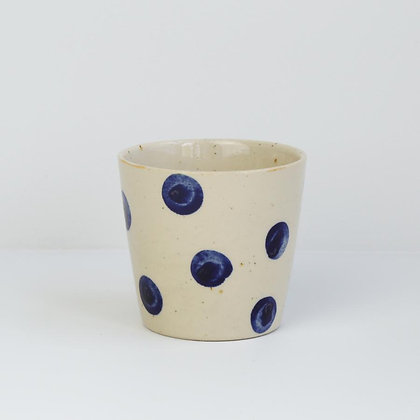 Bornholms Keramikfabrik Ø-kop - Polka Dot