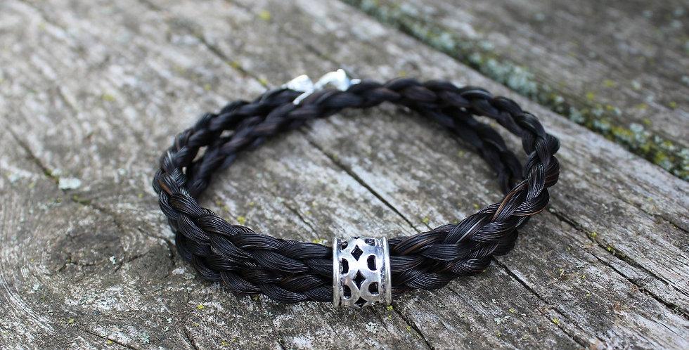 Double Loop Round Bracelet