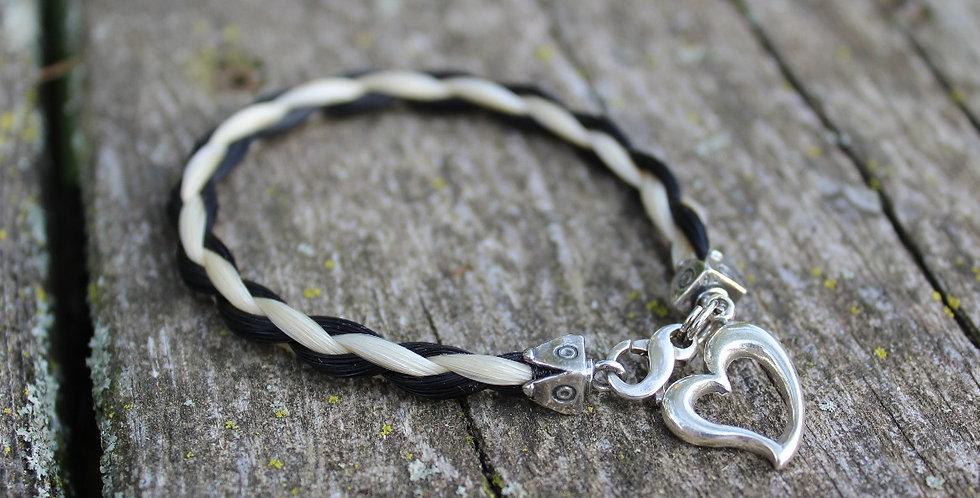Striped Round Bracelet