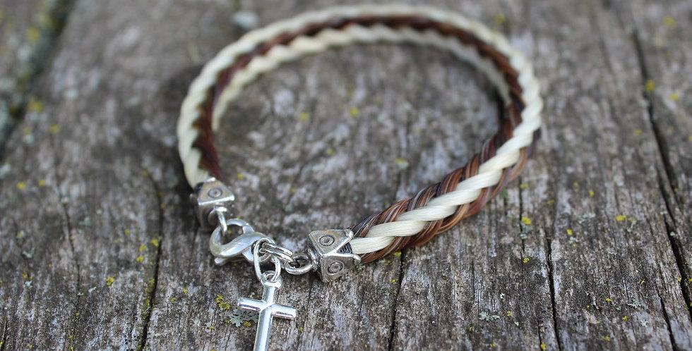Striped Square Bracelet