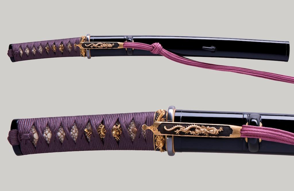 晶平 小さ刀拵 ポーランド大使お守り刀.jpg