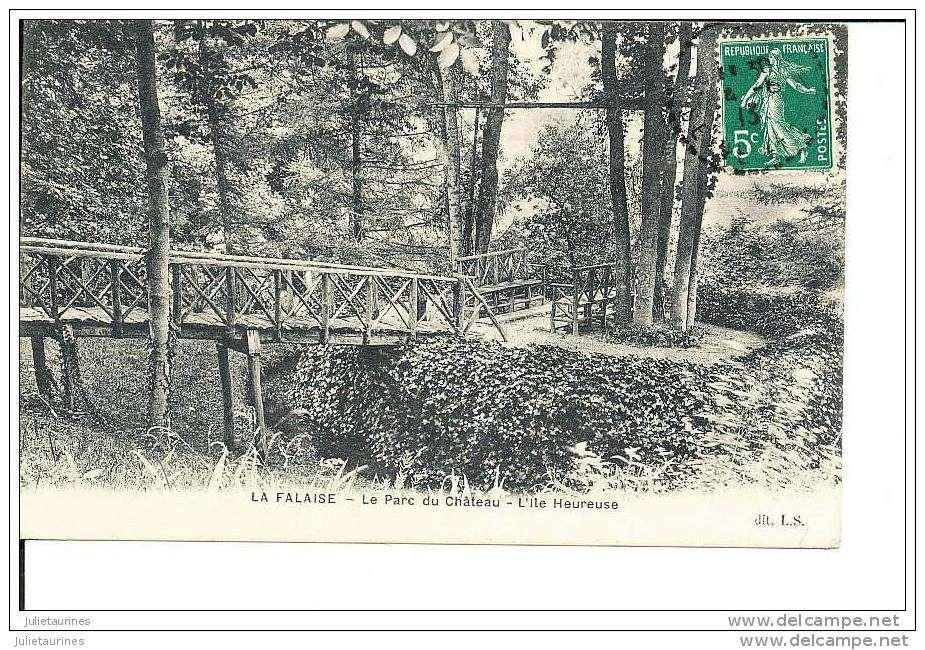 L'île heureuse au Parc du Château