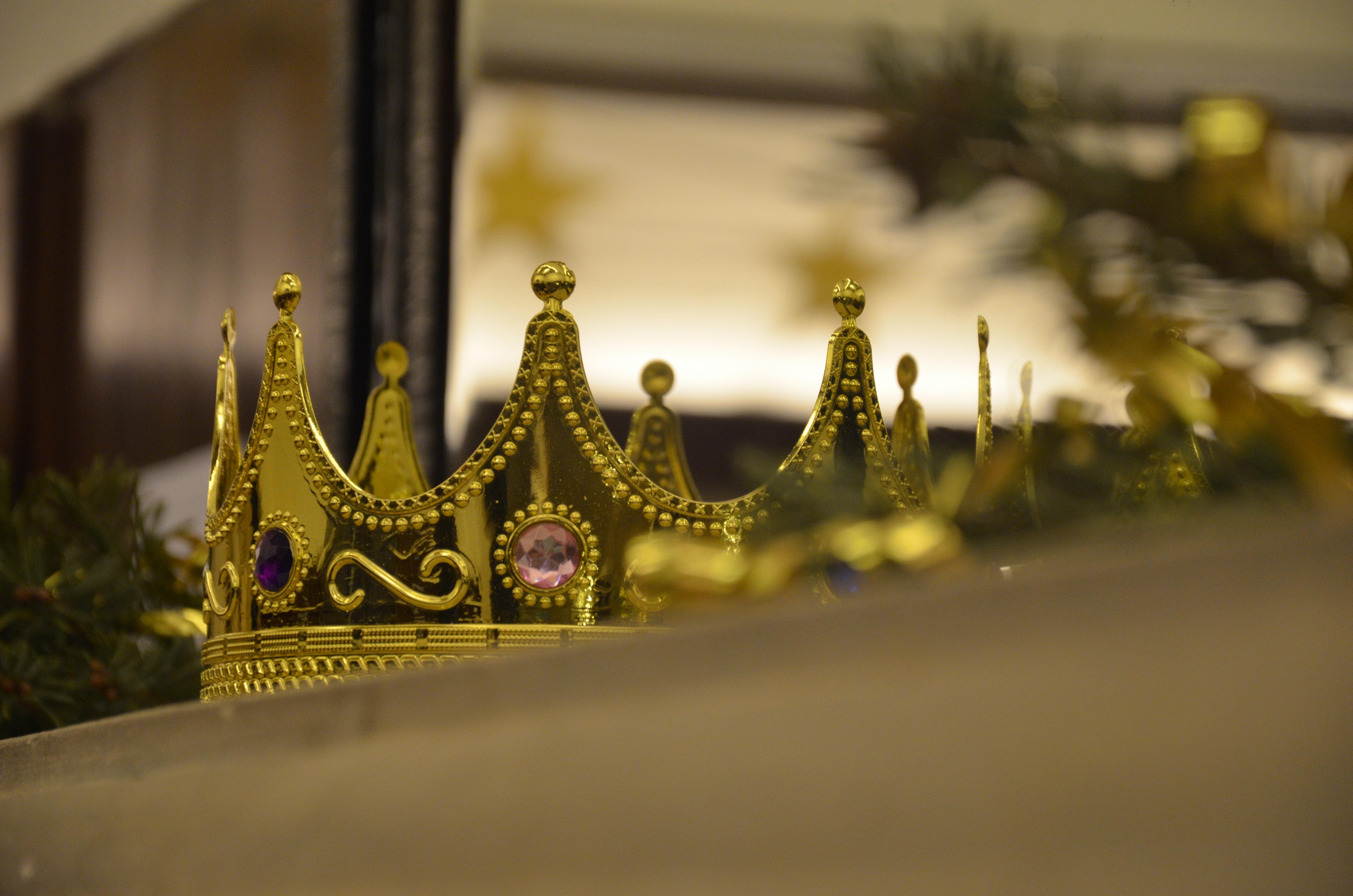 Le Saint-Graal _ LA couronne