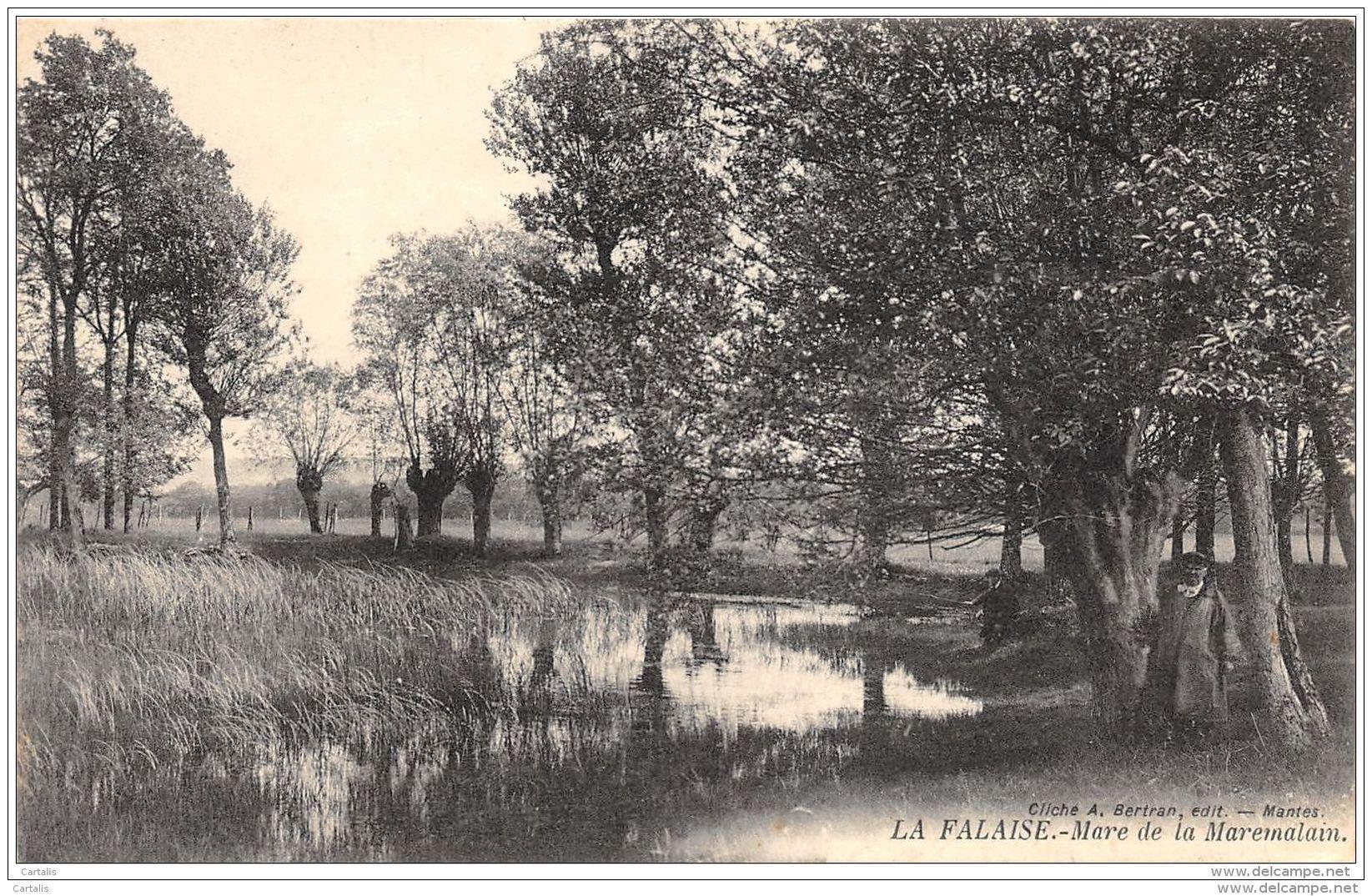 Mare Malaise à La Falaise