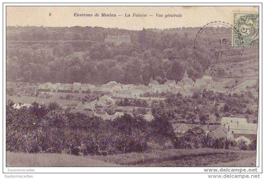 Panorama de La Falaise,©Delcampe