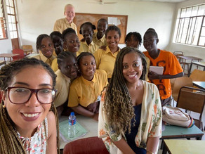 Leadership Training For High School Students In The Gambia