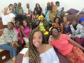 Empowering Women Entrepreneurs In The Gambia To Become Mindful Leaders