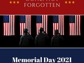 6 Ways To Celebrate Memorial Day