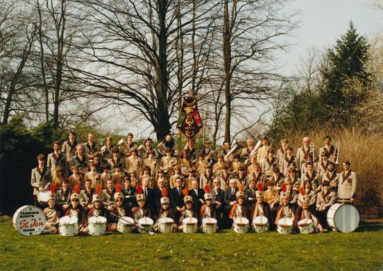 1982 | 70 jaar Harmonie en Drumband 'St. Jan'