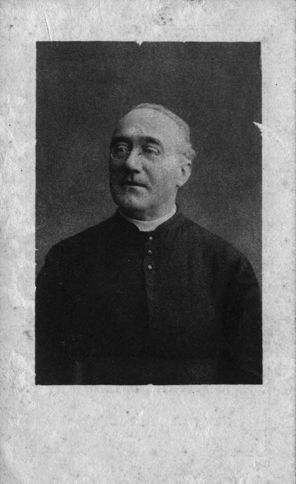 Pastoor Jan Glaudemans
