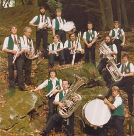 Augustus 1980 | 'De Bergen Echo's' in Luxemburg