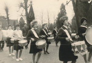 3 december 1961 | Intocht St. Nicolaas