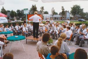 Juni 1993 | Zomerconcert bij 'De Batavier'