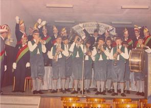 Februari 1969 | Carnaval met 'De Dors(t)knuppels'
