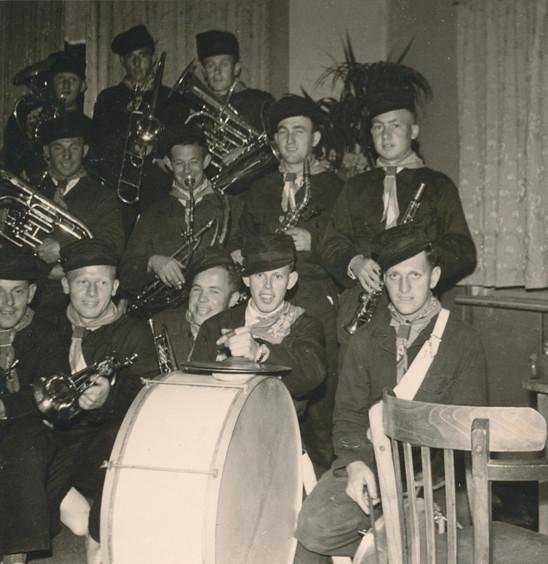 10 mei 1958 | 'De Dors(t)knuppels'