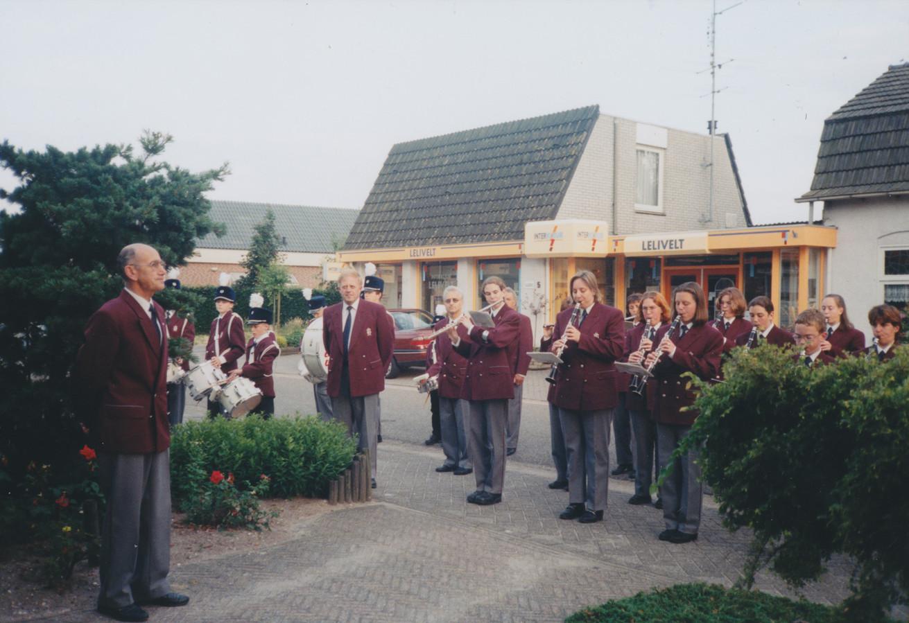 1997 | Serenade voor voorzitter Jan Verbruggen