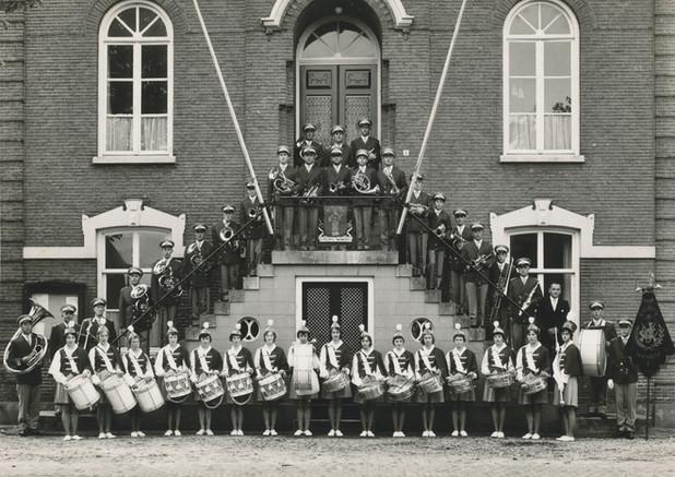 27 mei 1962 | 'St. Jan' in nieuwe uniformen