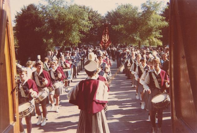 13 september 1964 | Afscheid juf de Bruyn