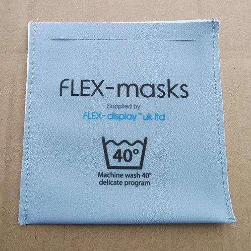 facemask face mask face covering antiviral anti-viral antibacterial waterproof printed custom customised personalised comfort