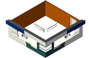 US open rendering