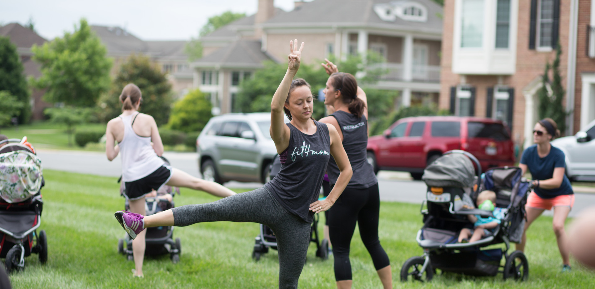 Fit4Mom Event