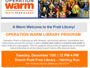 Operation Warm Library Program