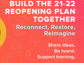 Armistead School Reconnect, Restore, Reimagine Parent Meeting