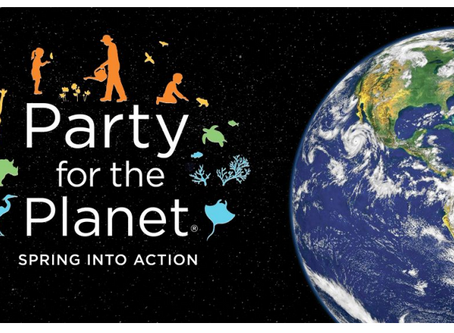 Earth Day celebrates 50 years!