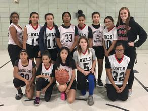Girls Basketball - Championship Game