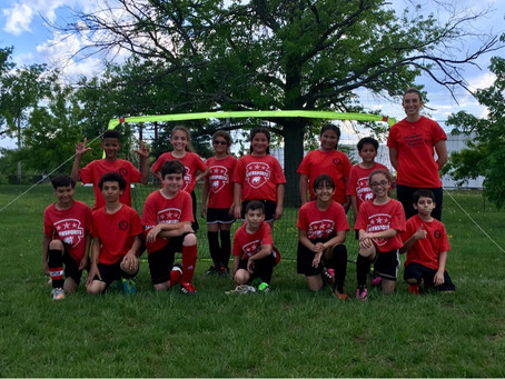 Big Win for Elementary Soccer