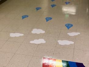 New Sensory Hallway!