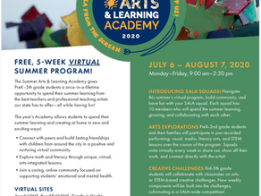 Summer Arts and Learning Academies
