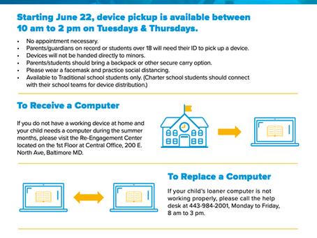 Student Computer Information