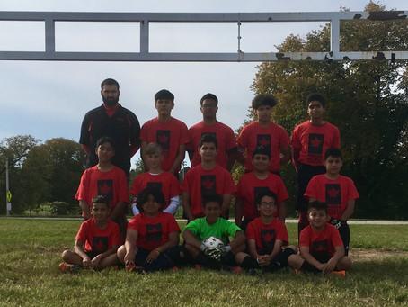 Boys Soccer Secure Championship Spot!