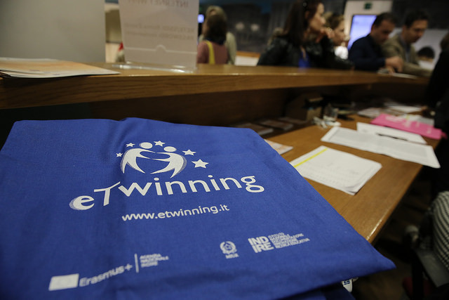 eTwinning-thematic Conference Rome