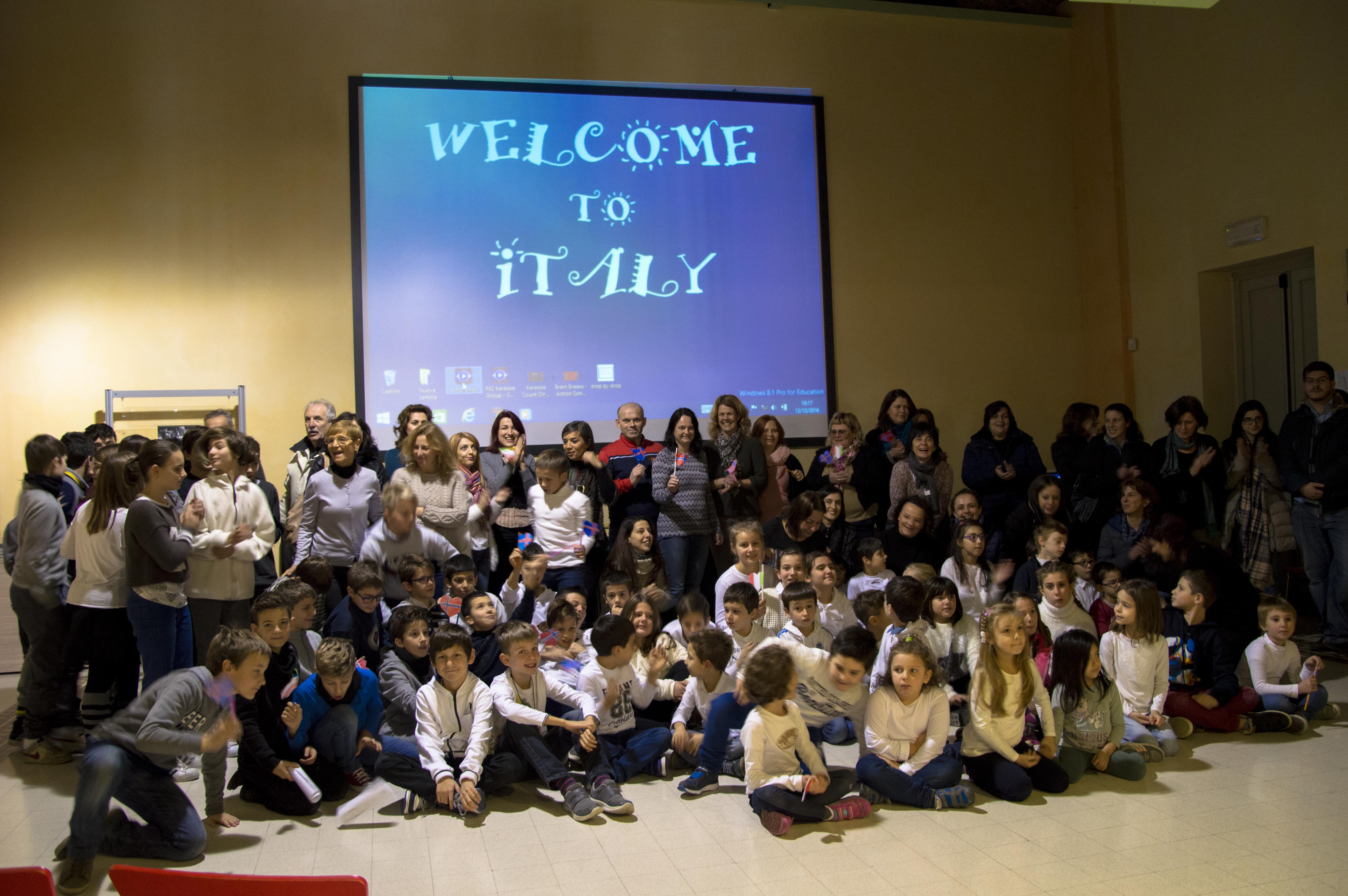 ITALIAN MEETING