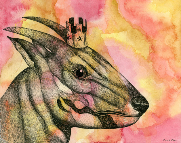 Endangered Kingdom series: Saola