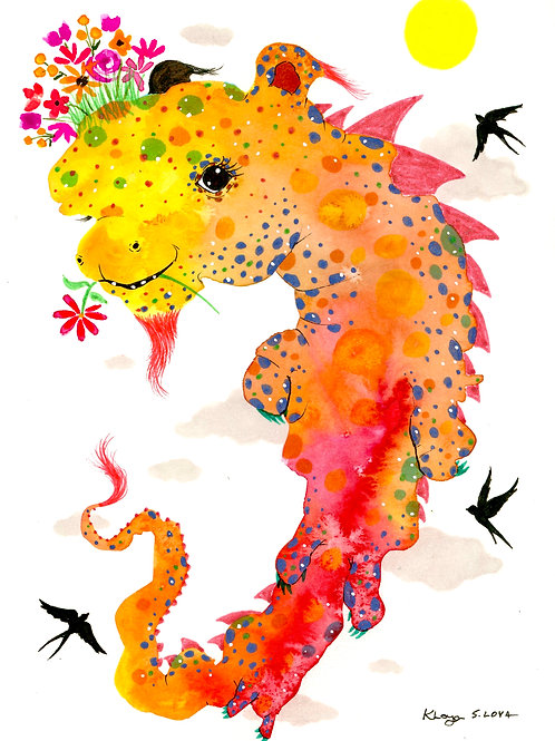 May Flowers Monster 20