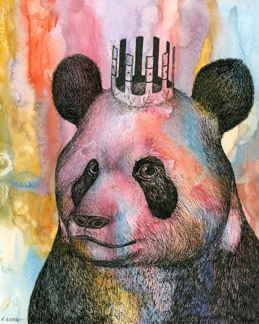 Endangered Kingdom series: Giant Panda