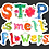 Thumbnail: Stop and Smell the Flowers Decal