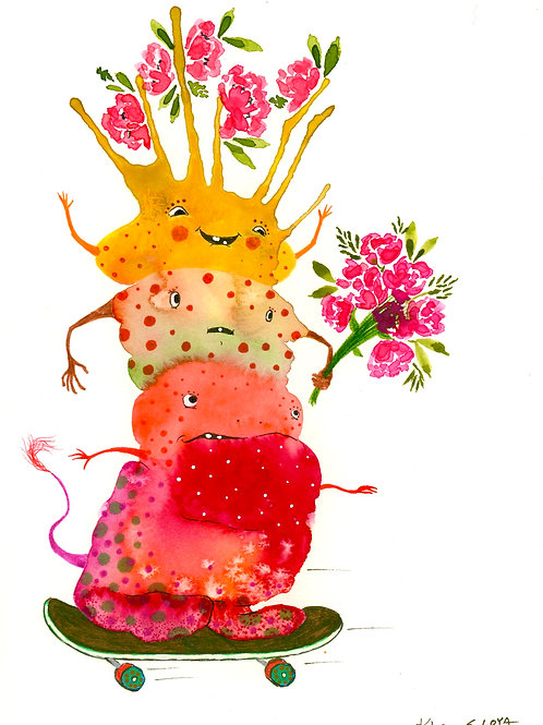 May Flowers Monster 7