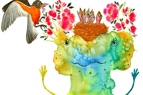May Flowers Monster 10