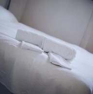 La nostra lussuosa biancheria da letto offre ulteriore comfort alla vostra vacanza