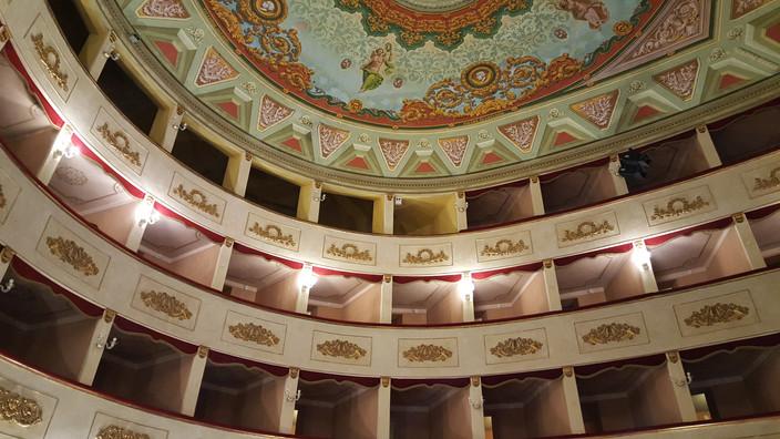 I nostri teatri storici sono dei veri gioielli architettonici