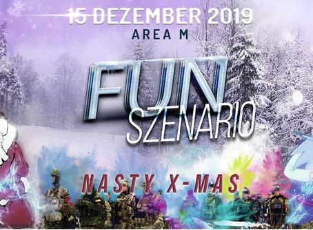 15.12.2019 - Nasty X-Mas (Area-M)