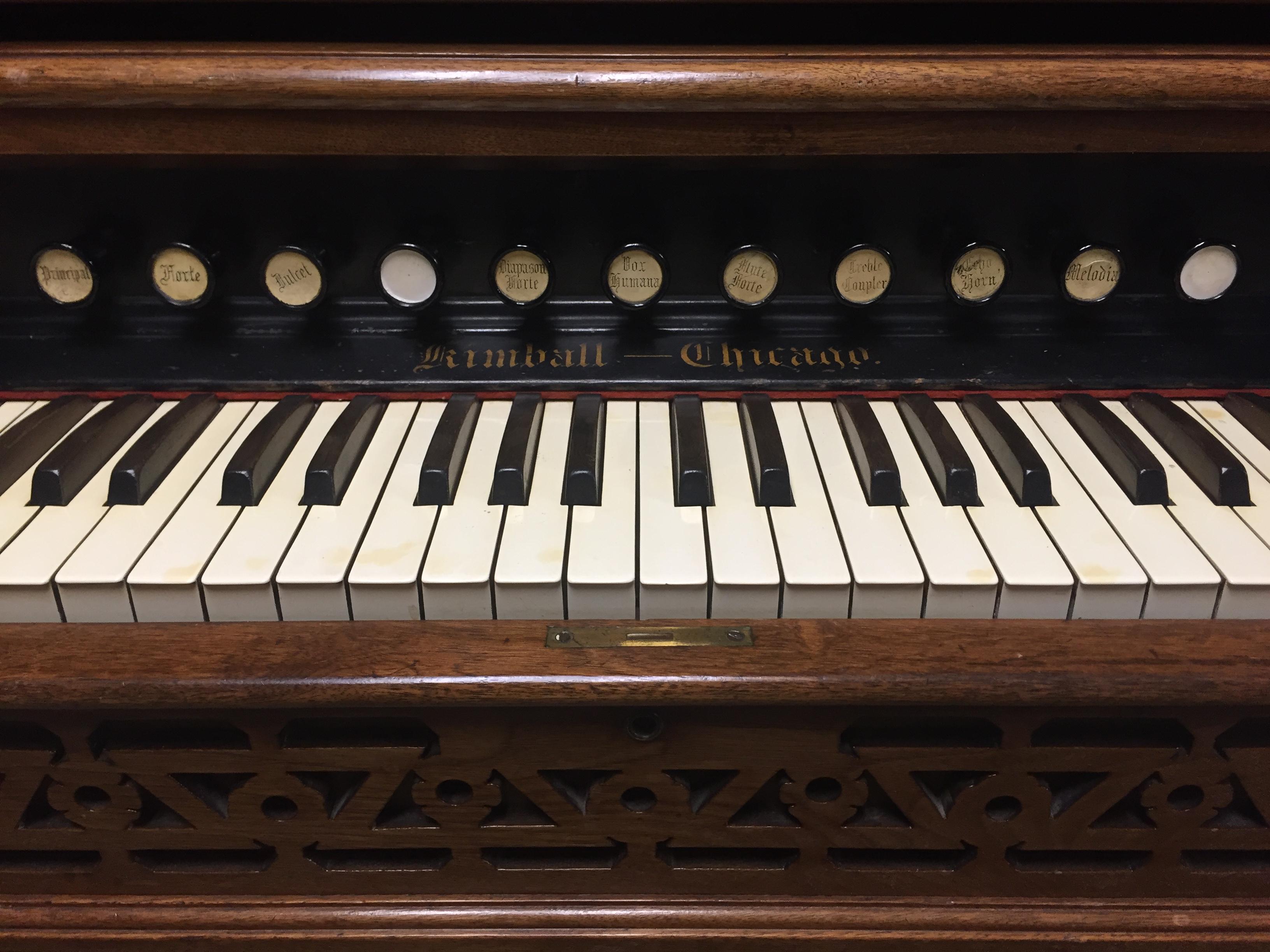 Pump Organ 1