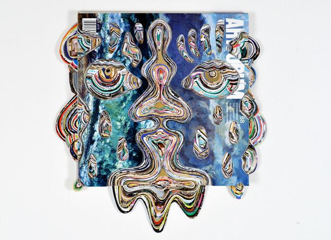 Ori Olokun, Artforum Mask 49
