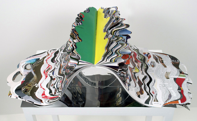 ArtForum #40, Unsolicited Collaboration with Zoe Leonard