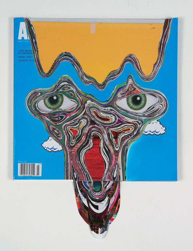 Oracular Vision, Artforum Mask 51,